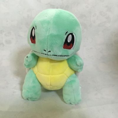 New Pokemon center Squirtle 6 INCH soft Stuffed Plush doll toy