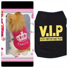 Princess X small, vip tops puppy or chihuahua tops Bankstown Bankstown Area Preview