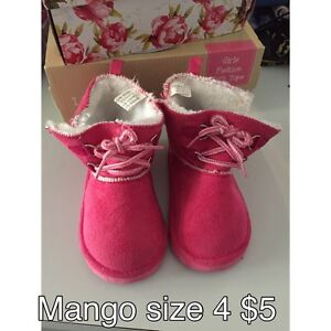 Toddler ugg boots size 4 Narre Warren South Casey Area Preview