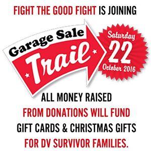 Garage Sale Trail - Proceeds to DV Survivors Everton Park Brisbane North West Preview