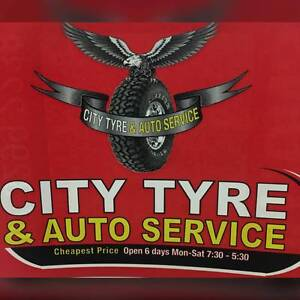 City Tyre & Auto Service Logan Central Logan Area Preview