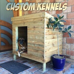 Dog and goat kennels Greenbank Logan Area Preview