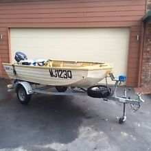 3.7m Sea Jay Barra Boat Cashmere Pine Rivers Area Preview