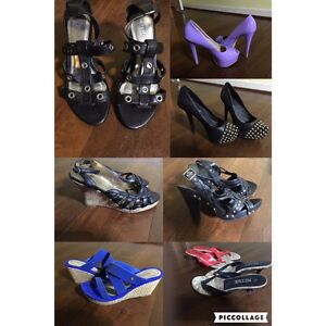 8 pairs of heels $40 the lot Kelmscott Armadale Area Preview