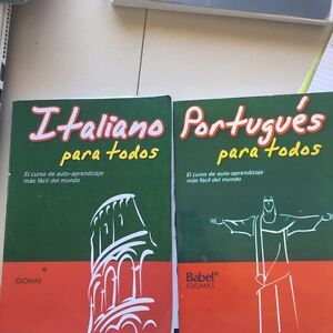Learn Italiano & Portuguese Marrickville Marrickville Area Preview