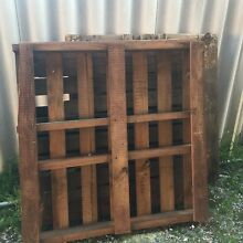 Wooden pallets East Cannington Canning Area Preview