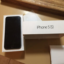 IPhone 5S 16 GB Chisholm Tuggeranong Preview