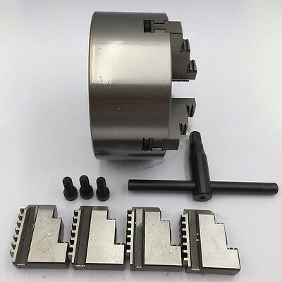4jaw Lathe Chuck 80mm 3inch Self Centering For Cnc Metalworking Machine
