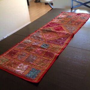 Table runner For sale hand made