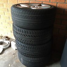 ford falcon tyres  & wheels Ryde Ryde Area Preview