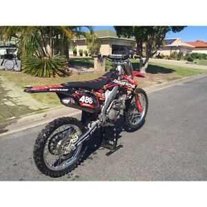 2011 crf250r Bongaree Caboolture Area Preview