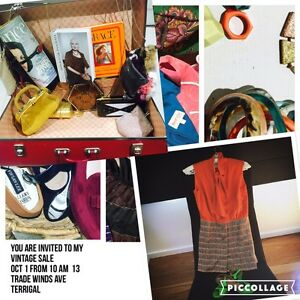 Vintage garage sale Terrigal Gosford Area Preview