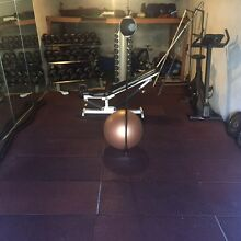 Commercial rubber flooring for gym Bondi Eastern Suburbs Preview