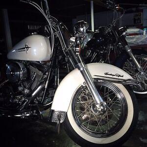 Harley Davidson Heritage softail Brighton Brisbane North East Preview