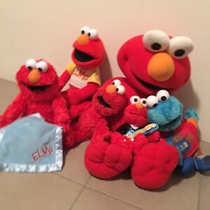 Elmo toys Redcliffe Belmont Area Preview