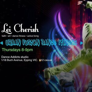 Urban Fusion (Hip hop style) Dance Fitness $12, Epping VIC Epping Whittlesea Area Preview