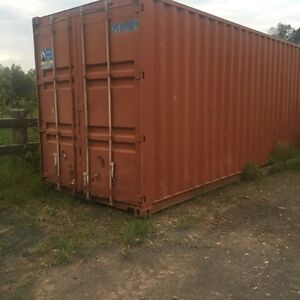 Shipping container Maroochy River Maroochydore Area Preview