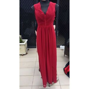 Red formal dress Arncliffe Rockdale Area Preview