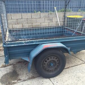 Cage trailer Peakhurst Hurstville Area Preview