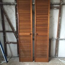 Free louvre doors suit wardrobe or door application Manly Vale Manly Area Preview