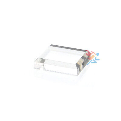 Acrylic Display Stand Block with Beveled Edge, 3 Pack