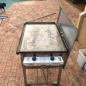 Commercial Stainless Steel Heatlie Bbq Sorrento Joondalup Area Preview