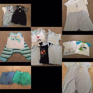 BOYS 00 CLOTHING BUNDLE. EXCELLENT CONDITION.  SUMMER. Osborne Port Adelaide Area Preview