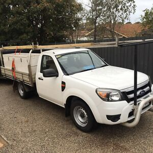 Ford ranger ute 09mdl Maddingley Moorabool Area Preview