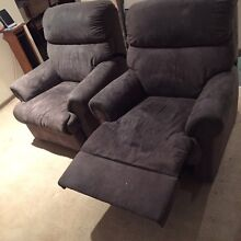 2x Recliner chairs Aspendale Gardens Kingston Area Preview