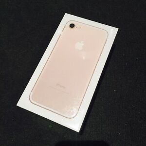 Brand new iPhone 7 128 GB gold sealed box Surfers Paradise Gold Coast City Preview