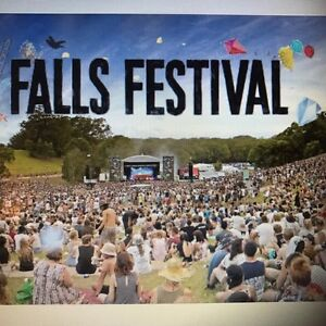 Falls Festival Byron Bay 2 x 3 day non camping tickets St Morris Norwood Area Preview