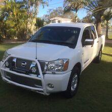 Nissan Titan v8 auto Navara gmc f100 dodge Coomera Gold Coast North Preview