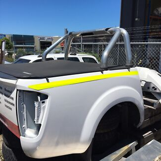 Np 300 rear tub