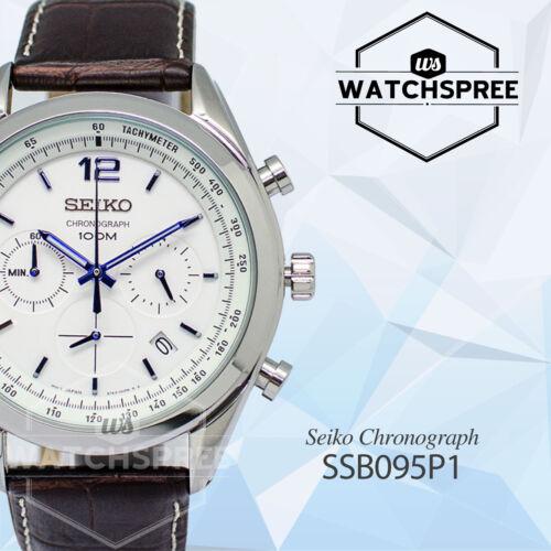 Купить часы наручные мужские seiko ssb095 в астане