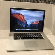 MacBook Pro 15inch,4GB RAM,core i5(Mac office) Clearview Port Adelaide Area Preview