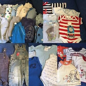 Baby boy clothing bundle 000. Excellent condition Osborne Port Adelaide Area Preview