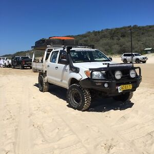 Hilux Guyra Guyra Area Preview