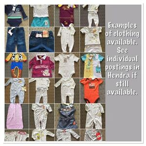 Baby Clothing BRAND NEW or worn once. Hendra Brisbane North East Preview