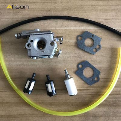 2 Cycle Carb - Carburetor F Tecumseh TC200 TC300 640347 640347A TM049XA Ice Auger 2-Cycle Carb