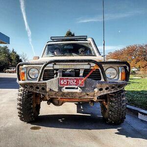 Nissan patrol/ ford maverick xlt Swb Rowville Knox Area Preview