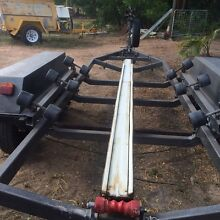 Boat trailer Burdell Townsville Surrounds Preview