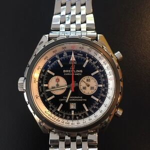 Breitling Chrono-Matic 44 Navitimer Collingwood Yarra Area Preview