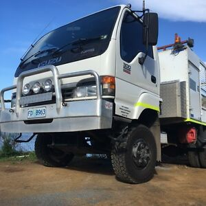 ISUZU 4X4  TURBO INTERCOOLED  DIESEL Howrah Clarence Area Preview