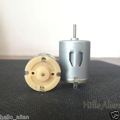 Dc 3v 6v 9v 16000rpm Mini Rf280-2865 Strong Magnetic Motor For Toy Tank Car