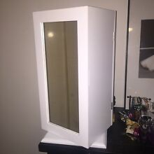 White mirrored jewellery cabinet EC Ferntree Gully Knox Area Preview
