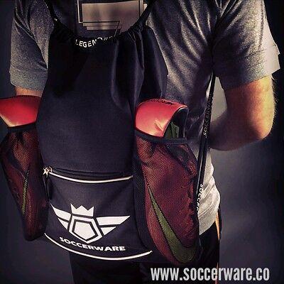 Soccer Bag Backpack - XL Capacity   Kids Youth Toddler Boys & Girls Ball -