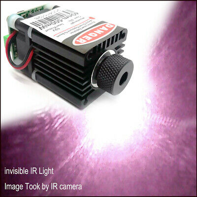 Focusable 940nm 500mw Near Infrared Laser Modulenight-vision Laser Light