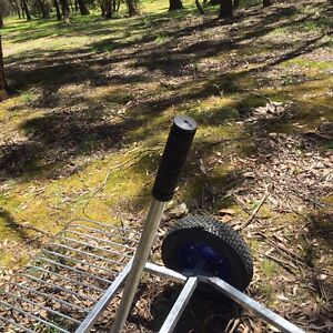Stick Rake - Tow behind your ride on mower or ATV | Lawn