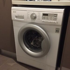 LG 7kg front loading washing machine RRP$969 Eastwood Ryde Area Preview