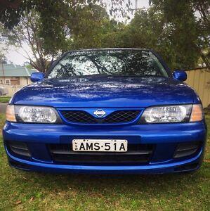 2000 Nisssan pulsar sss N15 Yagoona Bankstown Area Preview